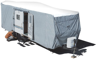 travel trailer cover image