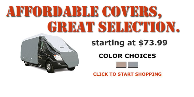 RV Trailer Covers