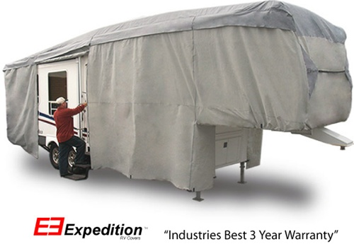 5th Wheel RV Cover Image 1