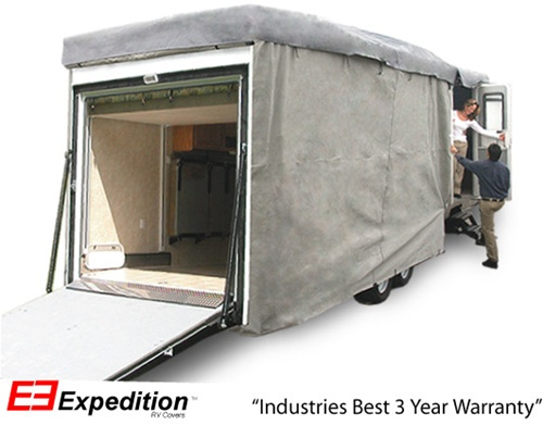 Toy Hauler RV Cover Image 1