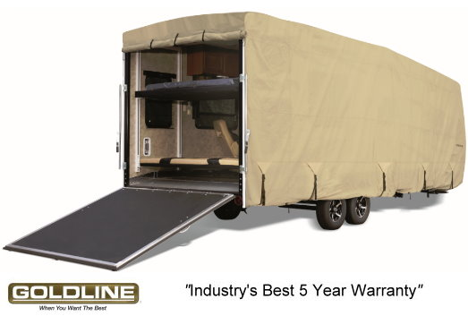 Toy Hauler RV Cover Image 4
