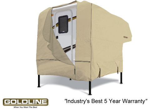 Truck Camper RV Cover Image 4