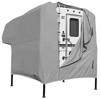 Truck Camper RV Cover Image 2