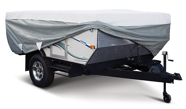 Folding Camper RV Cover Image