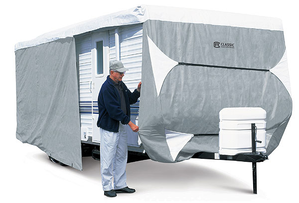 Travel Trailer RV Cover Image 3