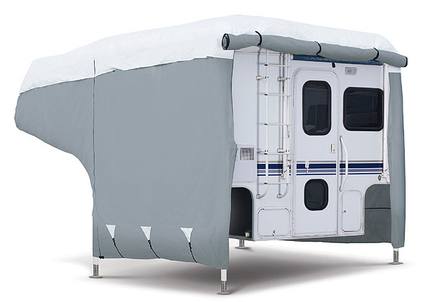 Truck Camper RV Cover Image 3